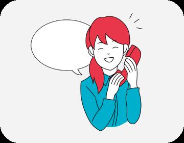 寄付者とコミュニケーション